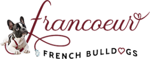 francoeur french bulldogs logo